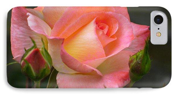 Buttermilk Pink IPhone Case