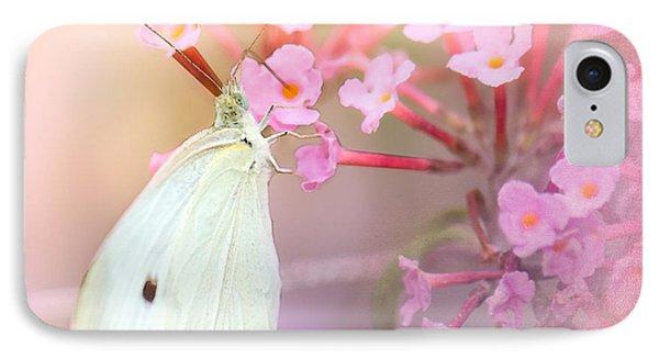 Butterrfly Joy IPhone Case by Betty LaRue