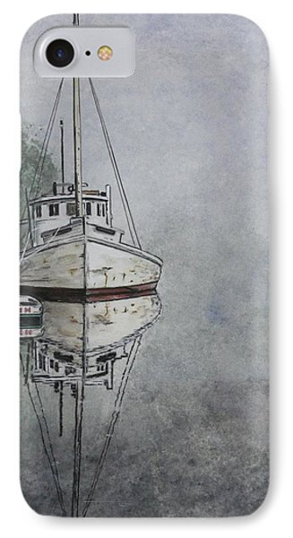 Buy Boat IPhone Case by Stan Tenney