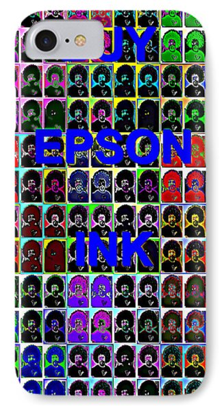 IPhone Case featuring the photograph Buy Epson Ink by Bartz Johnson