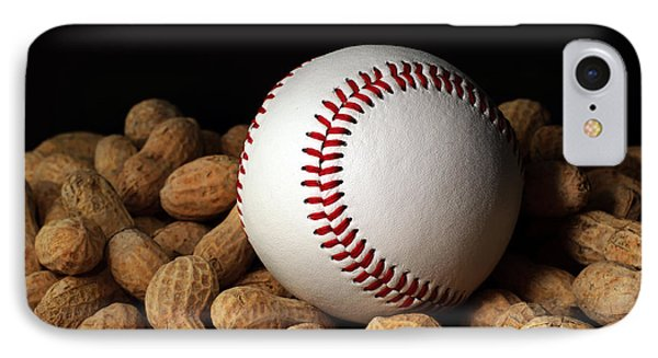 Buy Me Some Peanuts - Baseball - Nuts - Snack - Sport IPhone Case