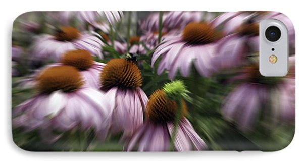 Buzzing Right On By IPhone Case by Diane Schuster