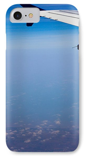 by Land Sea or Air Phone Case by Saurav Pandey