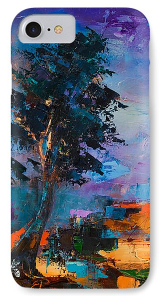 By The Canyon IPhone 7 Case by Elise Palmigiani