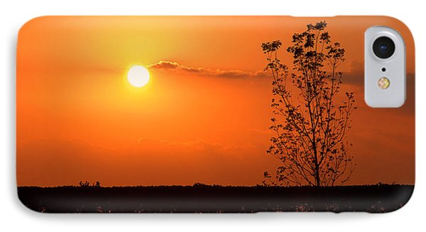 IPhone Case featuring the photograph By The Everglades by Lorenzo Cassina