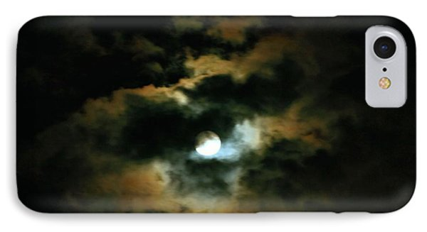 By The Light Of The Harvest Moon IPhone Case