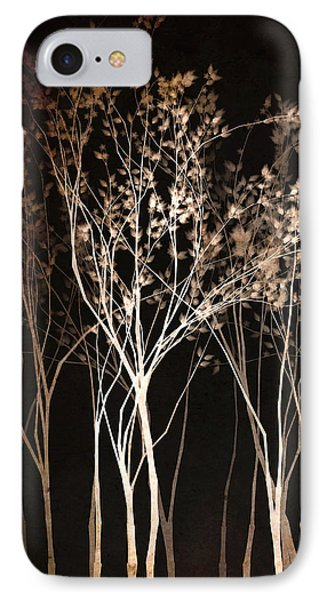 IPhone Case featuring the digital art By The Light Of The Moon by Susan Maxwell Schmidt