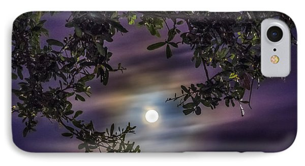 By The Moonlight IPhone Case by Rob Sellers