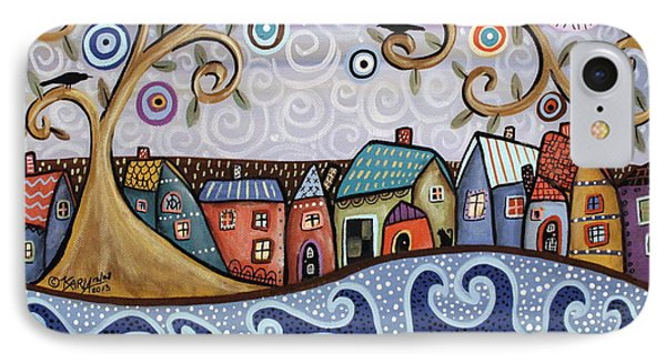 By The Sea IPhone Case by Karla Gerard