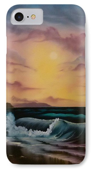 By-the-sea Phone Case by Lynn Lawrence