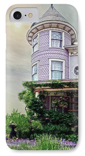 By The Seaside IPhone Case by Debra Fedchin