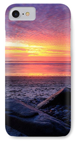 By The Shore IPhone Case by Eric Foltz