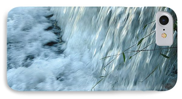 By The Weir Dam IPhone Case