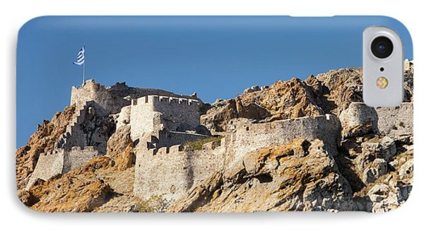 Byzantine Castle IPhone Case by Ashley Cooper