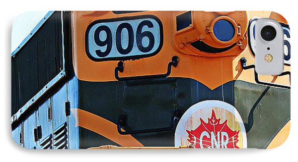 C N R Train 906 IPhone Case