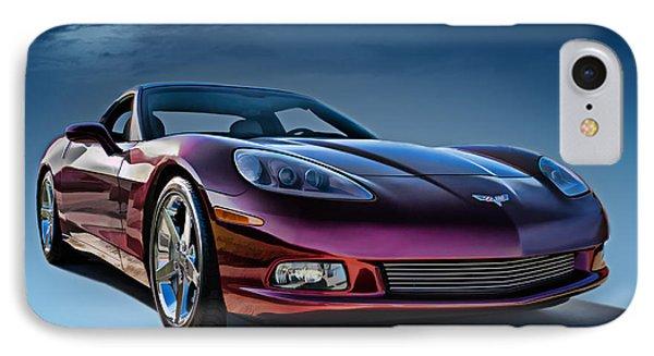 C6 Corvette IPhone Case