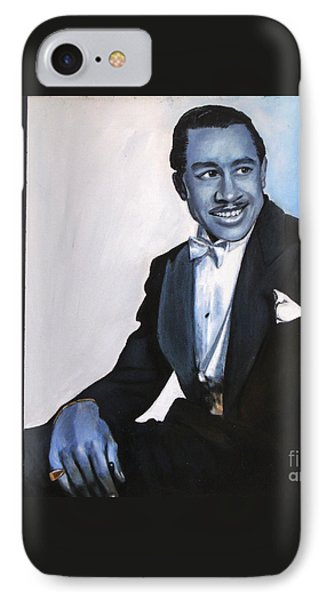 Cab Calloway IPhone Case by Chelle Brantley