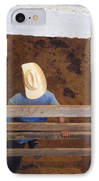 IPhone Case featuring the photograph Caballero by Brian Boyle