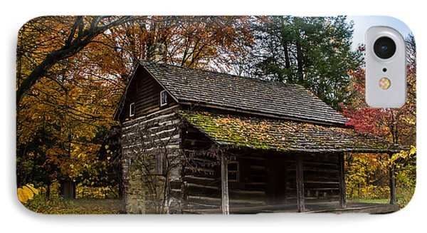 Cabin In The Woods IPhone Case by Jim McCain