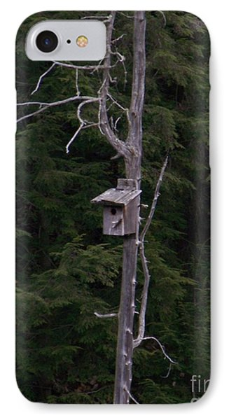 IPhone Case featuring the photograph Cabin On Mud Lake by Jackie Mueller-Jones