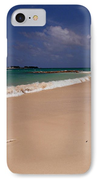 Cable Beach Bahamas Phone Case by Kimberly Perry