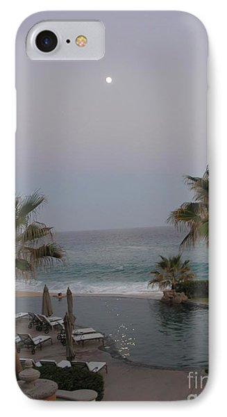 IPhone Case featuring the photograph Cabo Moonlight by Susan Garren