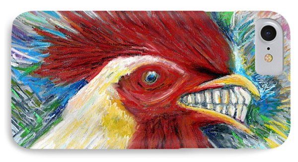 Cabo Rooster IPhone Case by Gerhardt Isringhaus