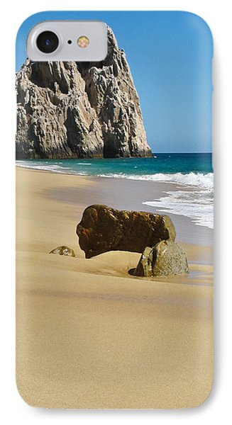 Cabo San Lucas Beach 2 IPhone Case by Shane Kelly