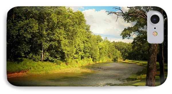 Cacapon River In W Va IPhone Case by Joyce Kimble Smith