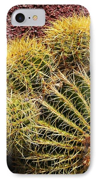 Cactus 9 IPhone Case