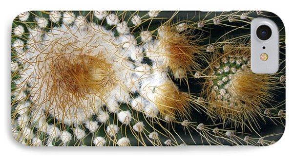 Cactus Close-up IPhone Case