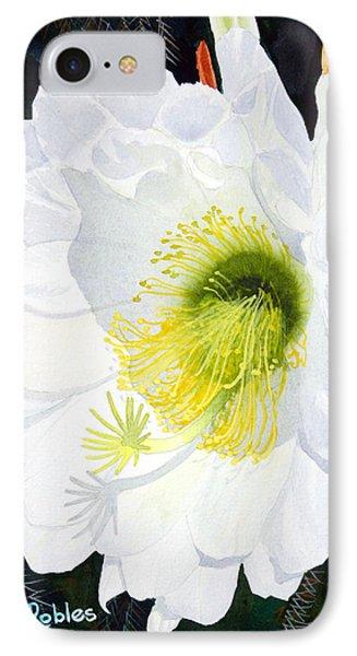 Cactus Flower II IPhone Case