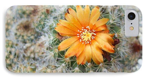 Cactus Flower Phone Case by Marina Oliveira