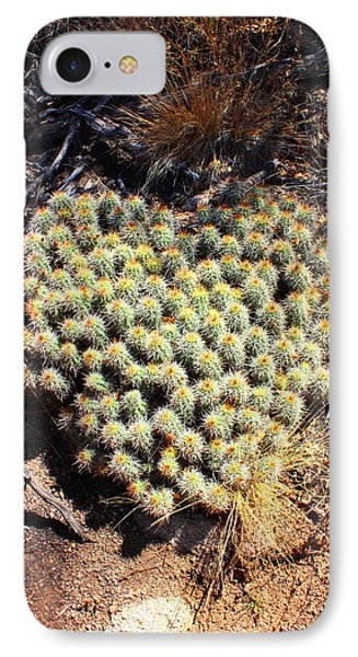 IPhone Case featuring the photograph Cacti Need Love Too by Natalie Ortiz