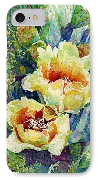 Cactus Splendor I IPhone Case by Hailey E Herrera