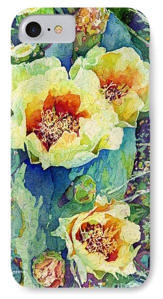 Cactus Splendor II IPhone Case by Hailey E Herrera