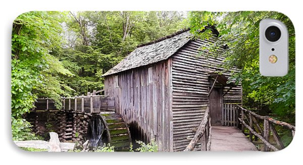Cades Cove Cable Mill IPhone Case