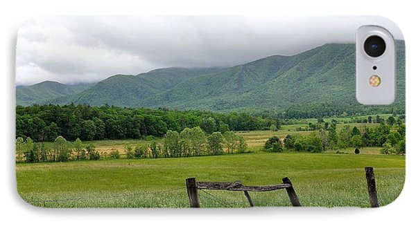 Cades Cove Mountains 1 IPhone Case