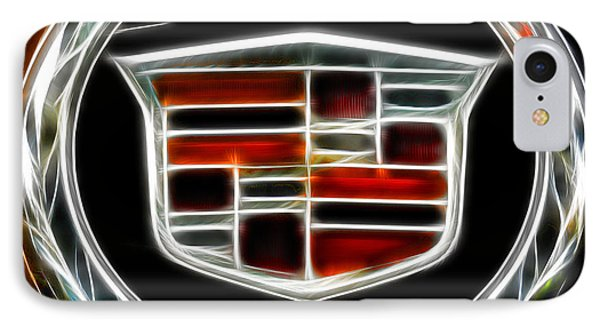 Cadillac Emblem B IPhone Case