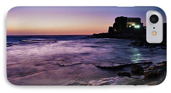 Caesarea  IPhone Case by Meir Ezrachi