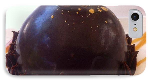 Cafe Au Lait Dessert Phone Case by Susan Garren