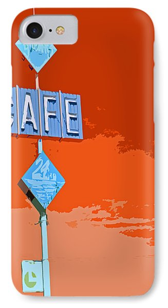 Cafe IPhone Case