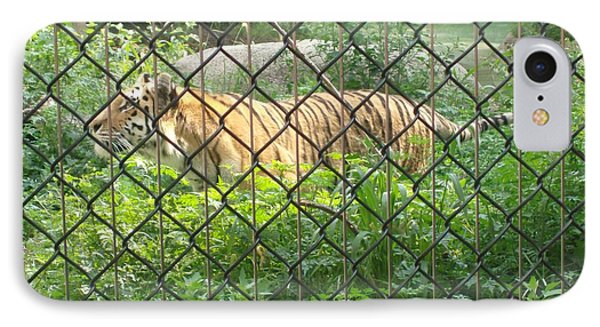 IPhone Case featuring the photograph Caged by Fortunate Findings Shirley Dickerson