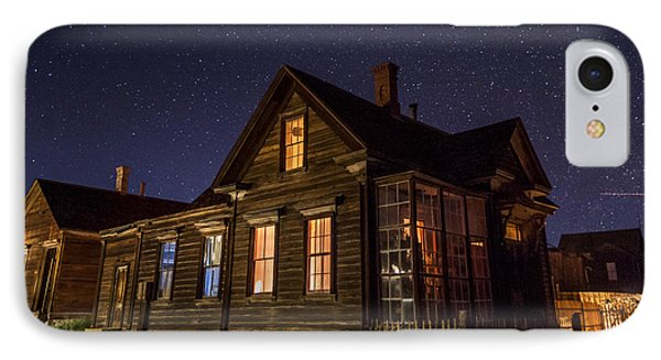 Cain House At Night IPhone Case