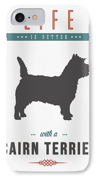 Cairn Terrier 01 IPhone Case