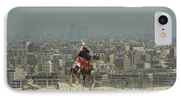 Cairo Egypt IPhone Case by Jennifer Wheatley Wolf
