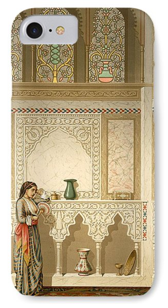 Cairo Interior  IPhone Case