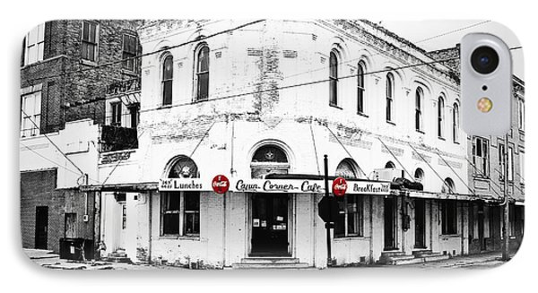 Cajun Corner Cafe IPhone Case