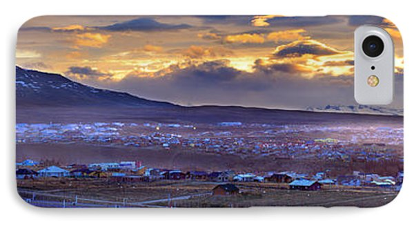 Calafate Panoramic IPhone Case by Bernardo Galmarini