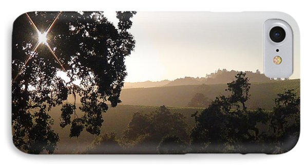 IPhone Case featuring the photograph Cali Sun Set by Shawn Marlow